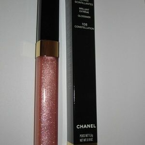 Chanel constellation lip gloss